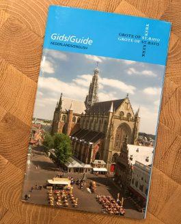 Foto's in gids Grote of St.-Bavokerk